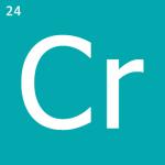 chromium Cr Krom